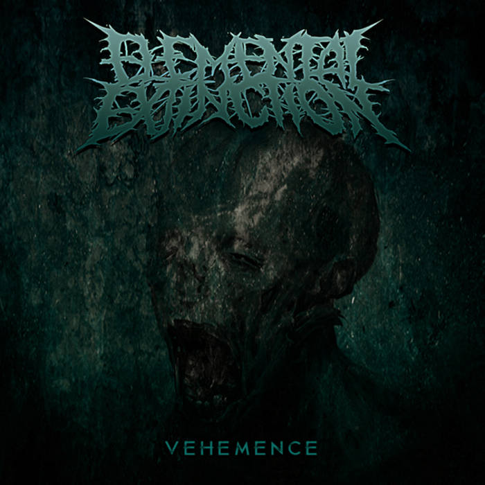 Vehemence cover art