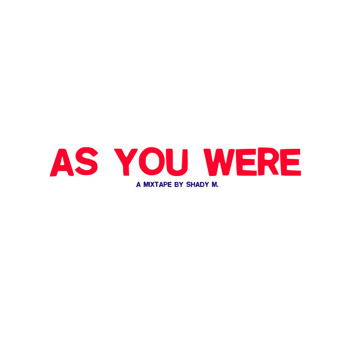 As You Were cover art