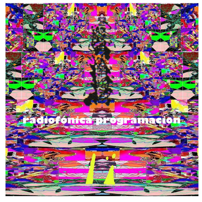 radiofónica programacion cover art