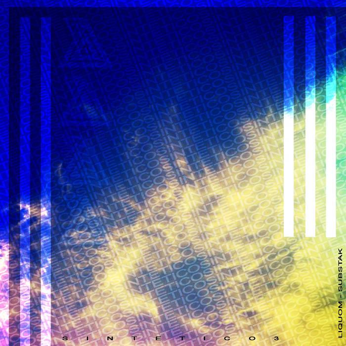Sintetico3 EP cover art