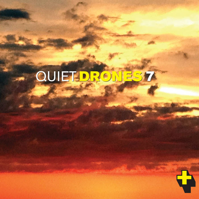 Quiet Drones 7 cover art