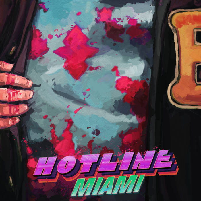 Hotline Miami: The Takedown EP cover art