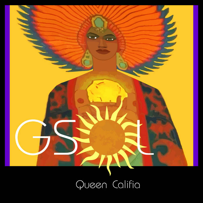 Queen Califia cover art