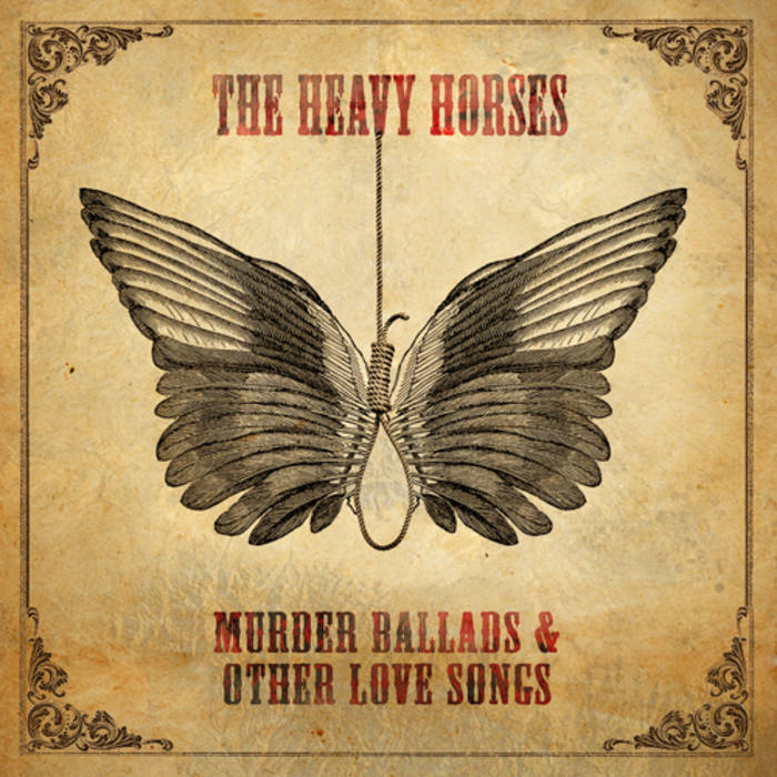 Murder Ballads & Other Love Songs cover art