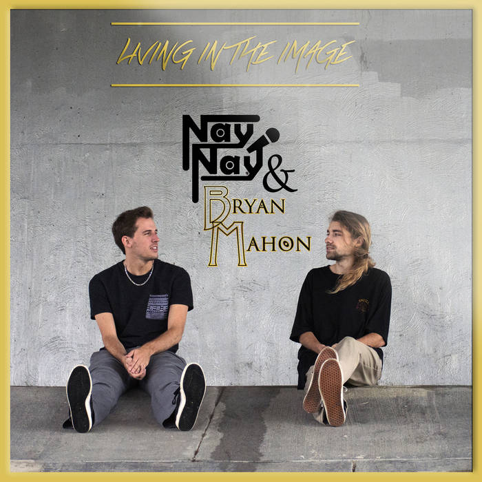Living In The Image cover art
