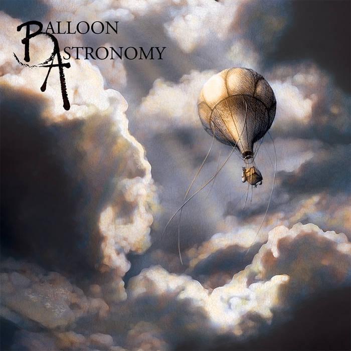Balloon Astronomy cover art