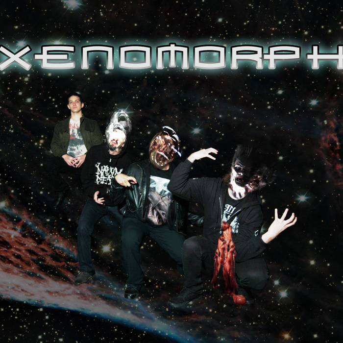 Xenomorph cover art