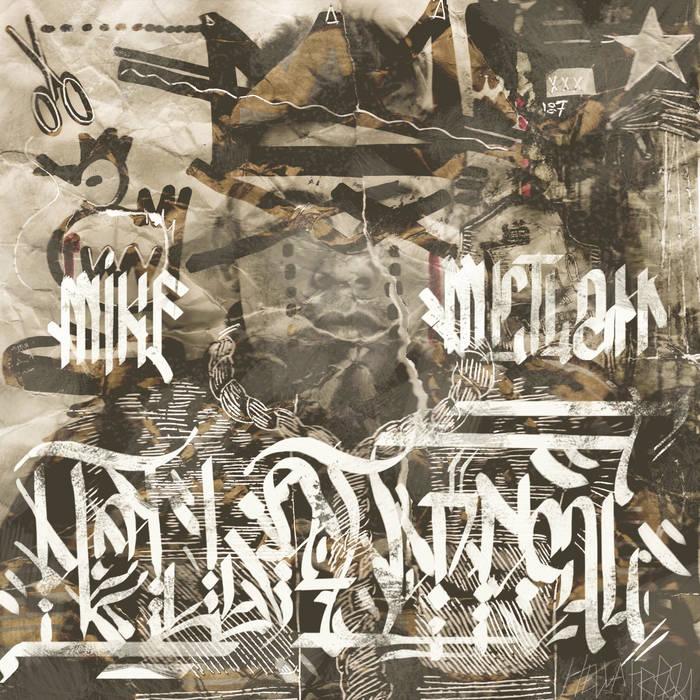 HELLA FRREAL cover art