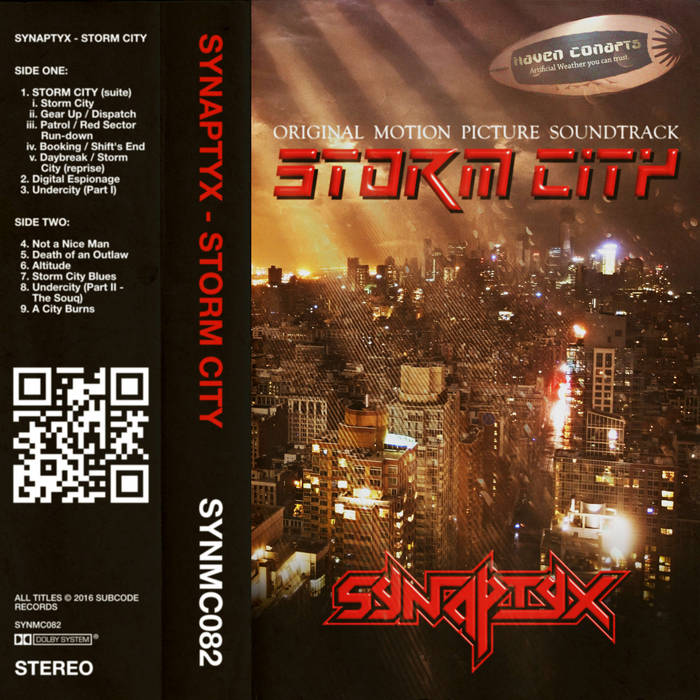 Storm City cover art