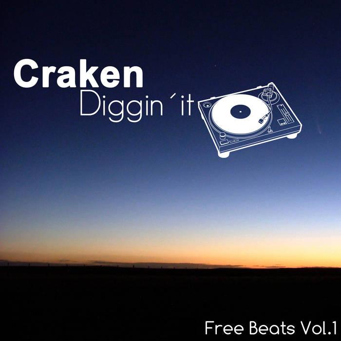 Diggin´it - Free beats Vol. 1 cover art