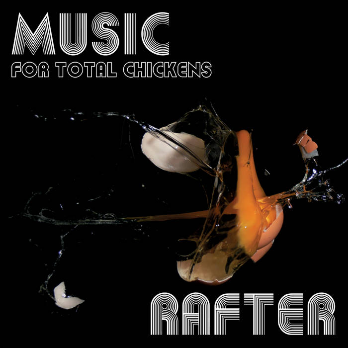 Music for Total Chickens cover art