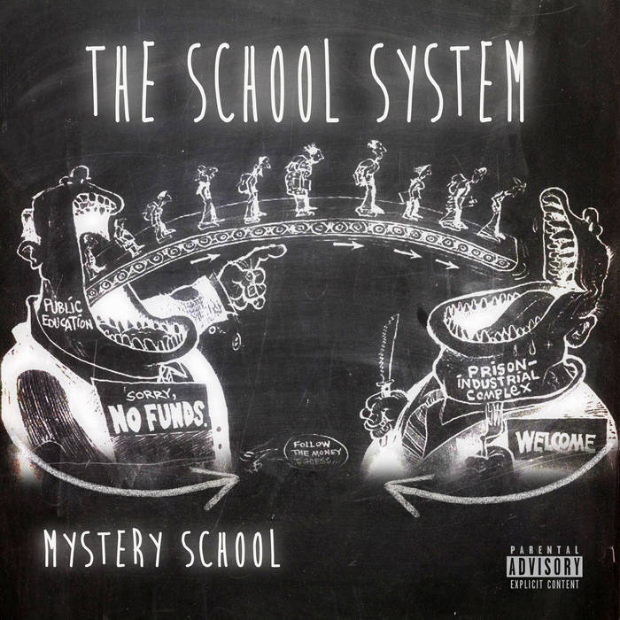 Mystery School cover art
