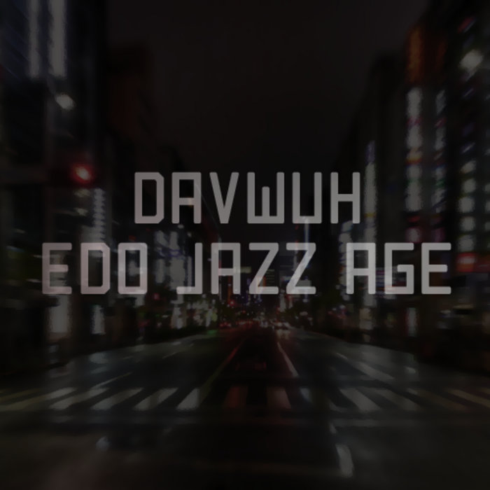 Edo Jazz Age cover art