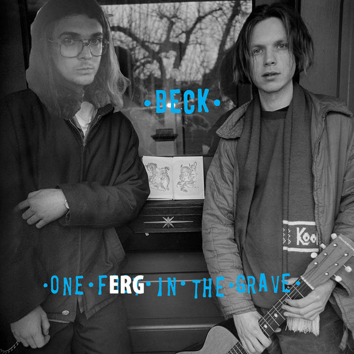 One Ferg in the grave cover art