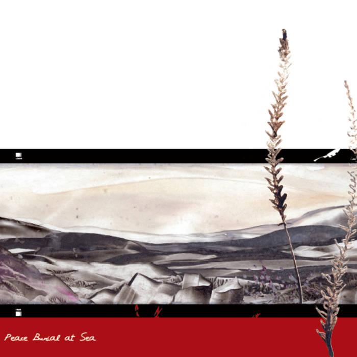 Peace Burial at Sea cover art