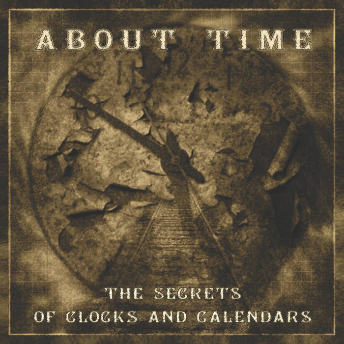 The Secrets Of Clocks And Calendars cover art