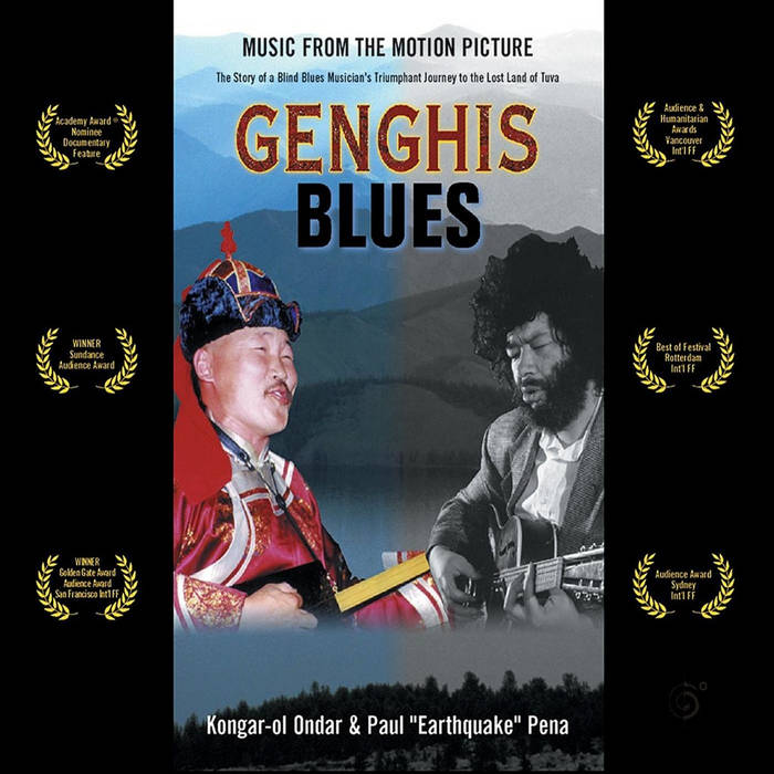 Genghis Blues cover art