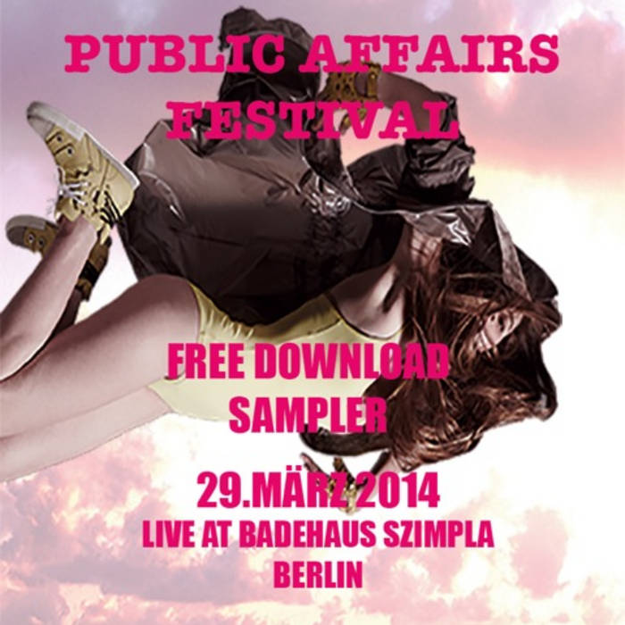 Public Affairs Festival Sampler cover art