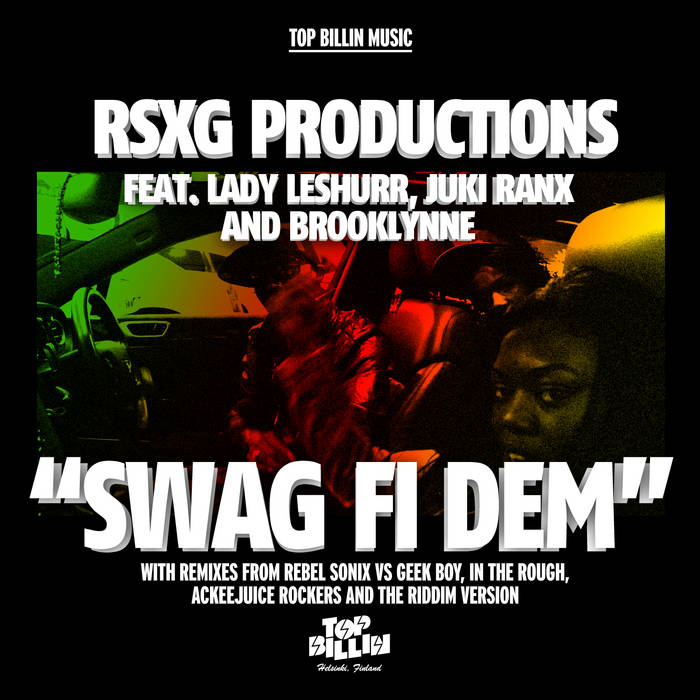 Swag Fi Dem cover art