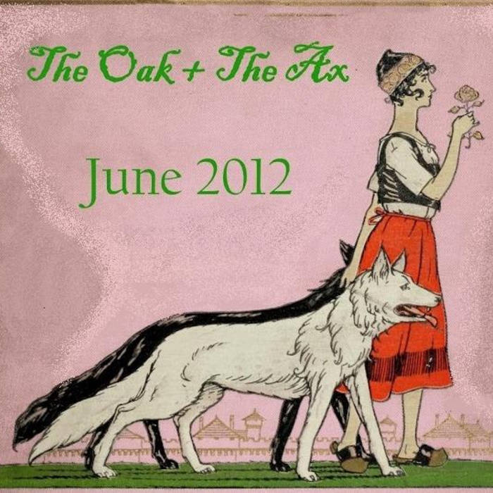 Live at The Oak and The Ax (June 2012) cover art