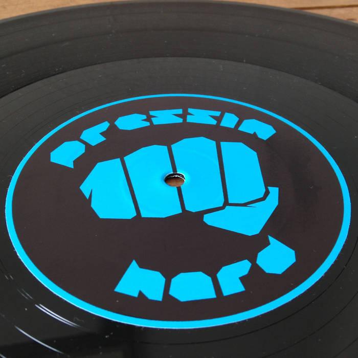Pressin' Hard Records 002 cover art