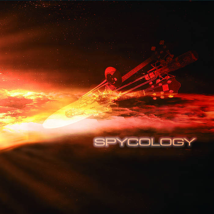 Spycology cover art