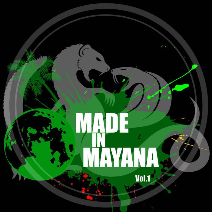 Made In Mayana Vol.1 cover art