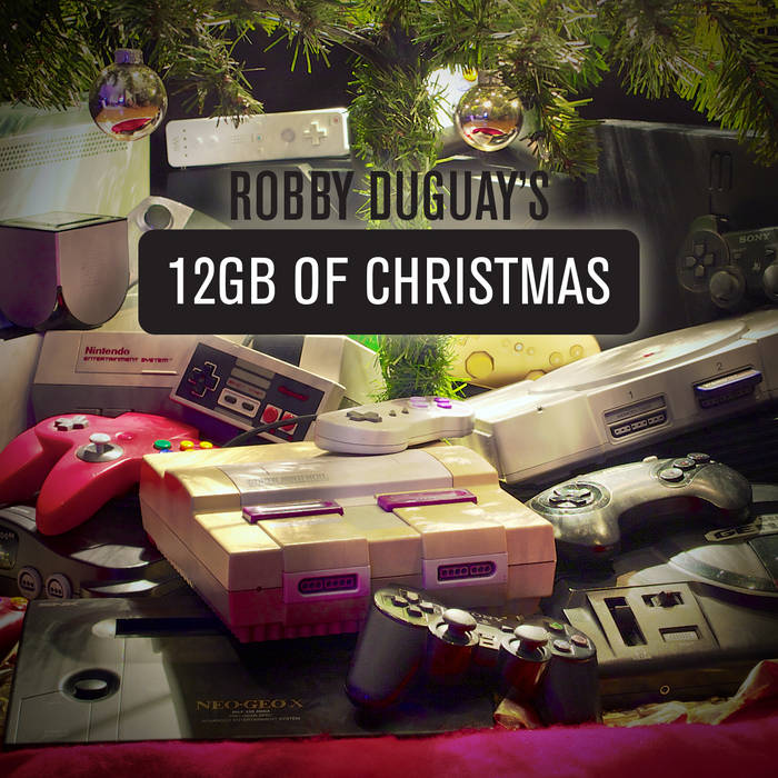 12GB of Christmas Vol. 1 cover art