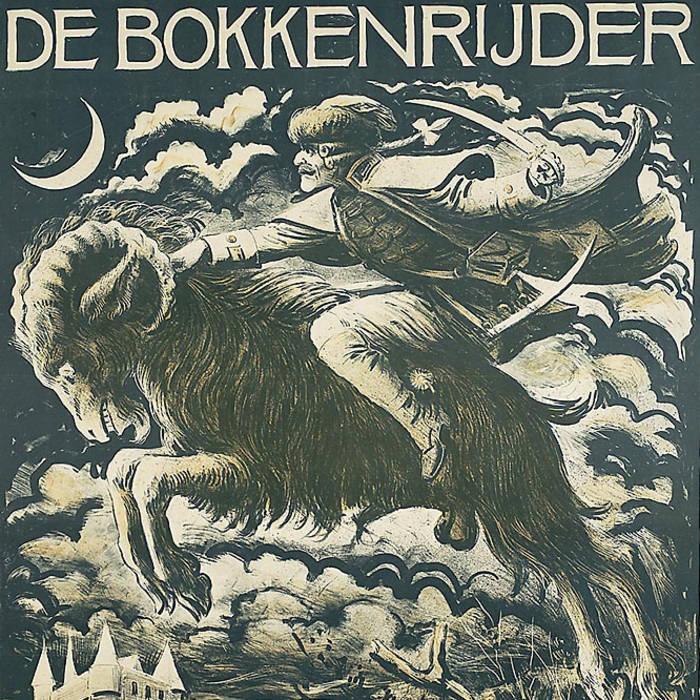 De Bokkenrijder cover art