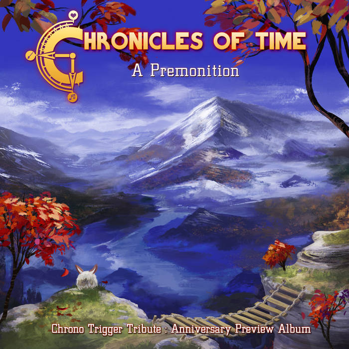 Chronicles of Time: A Premonition cover art