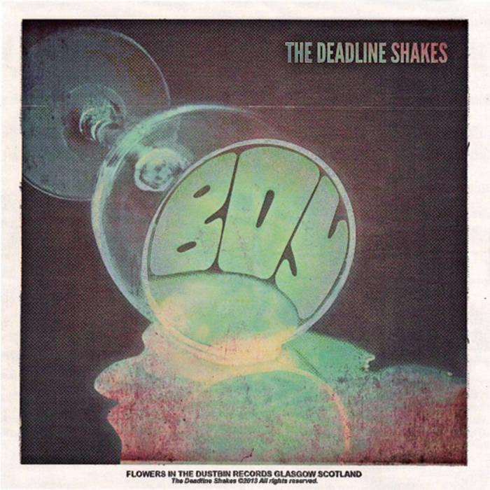 THE DEADLINE SHAKES - Boy cover art