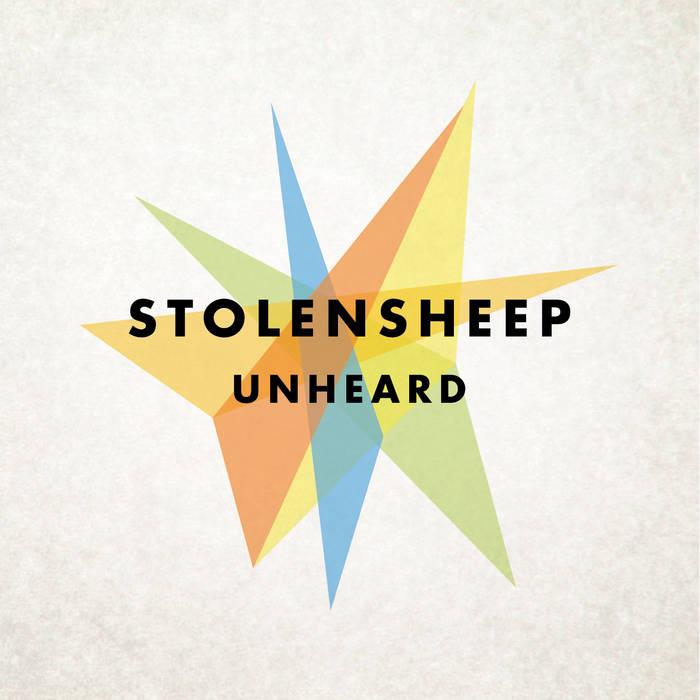 Unheard EP cover art