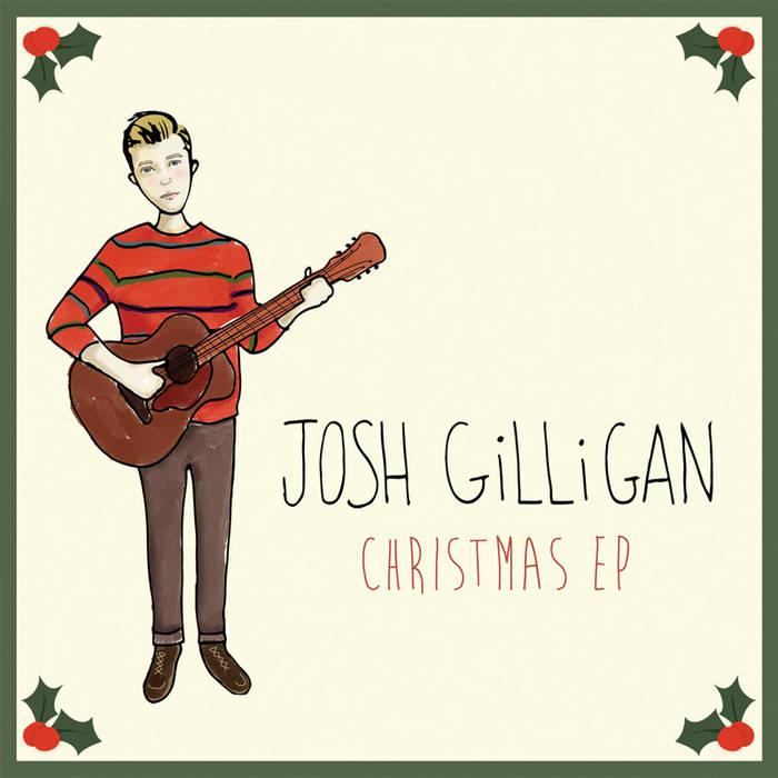 Christmas EP cover art