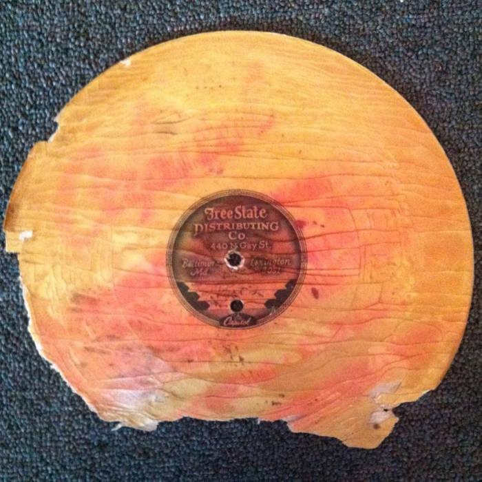 No One Cares: International 78rpm discs, ca. 1912-55 cover art