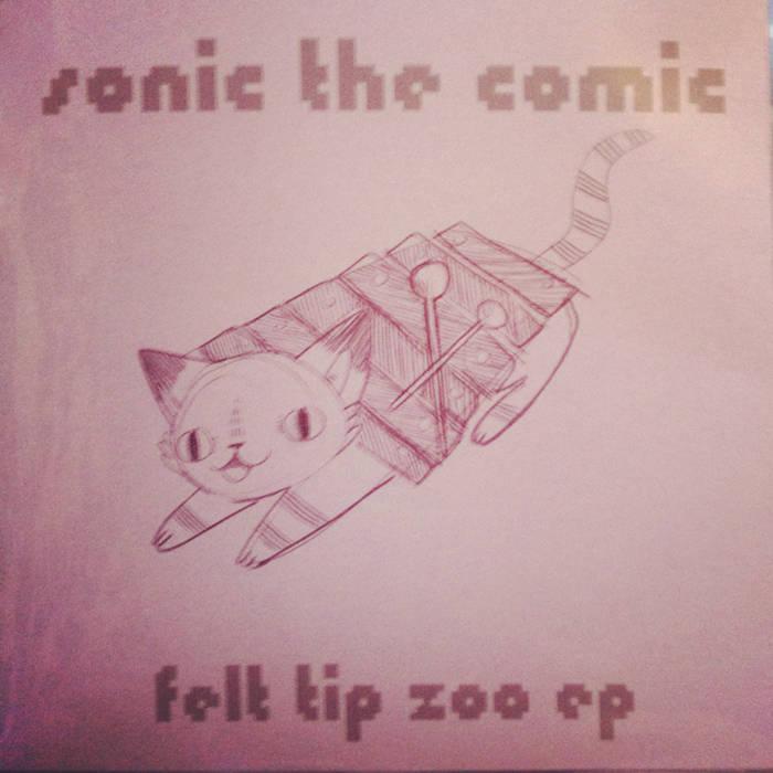 Felt Tip Zoo EP cover art