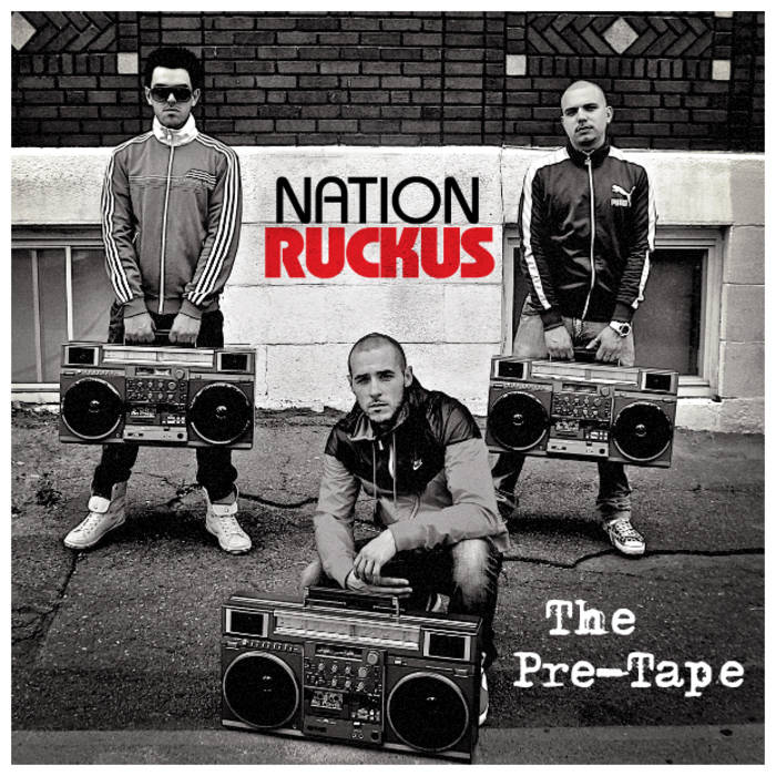 The Pre-Tape cover art