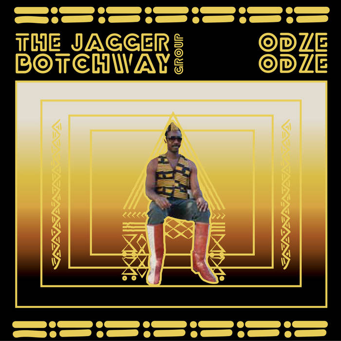 Odze Odze cover art