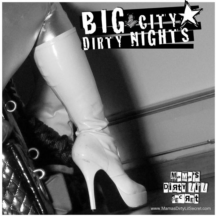 Big City, Dirty Nights cover art