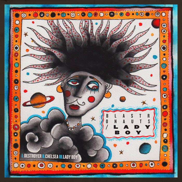 Ladyboy cover art