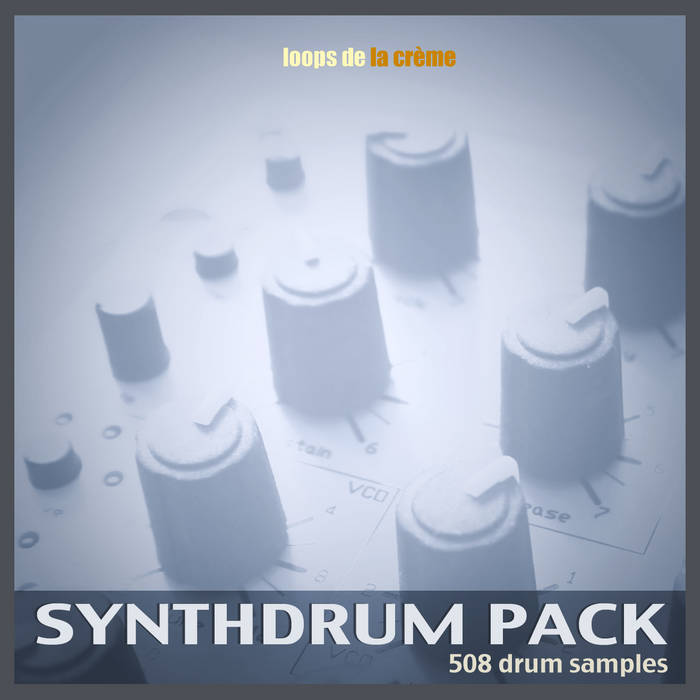 SYNTHDRUM PACK cover art