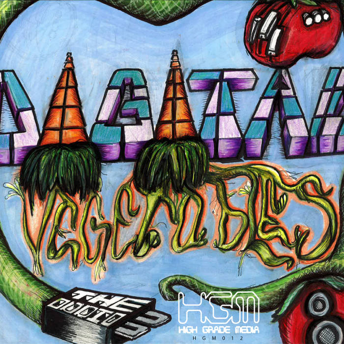 Digital Vegetables cover art