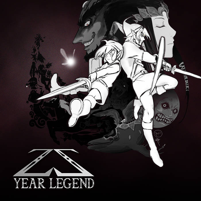 25 Year Legend cover art