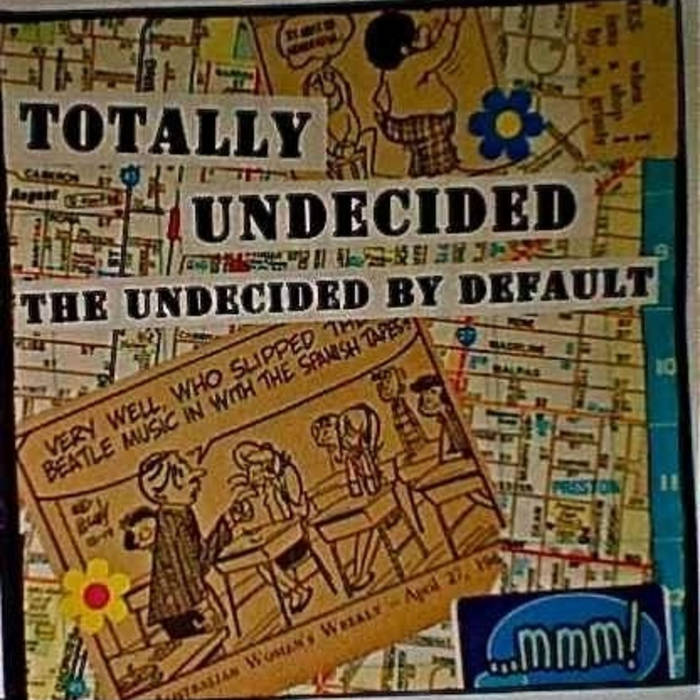 Totally Undecided cover art