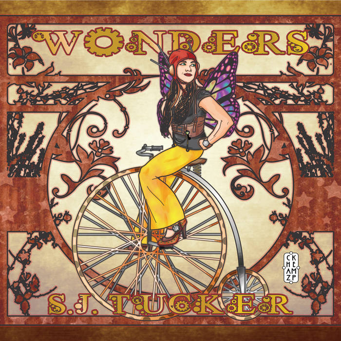 Wonders cover art