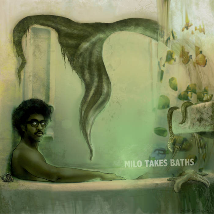 Milo takes Baths cover art