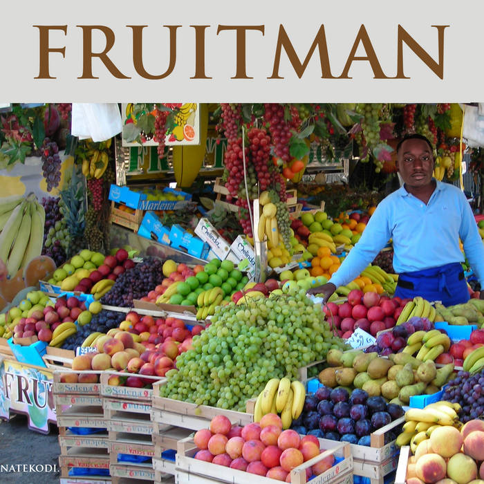 FRUITMAN cover art