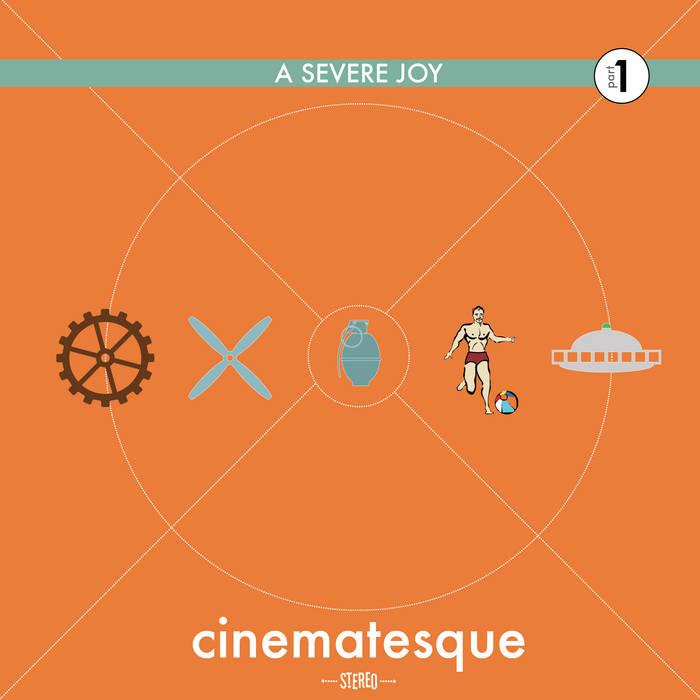 Cinematesque Part 1 cover art