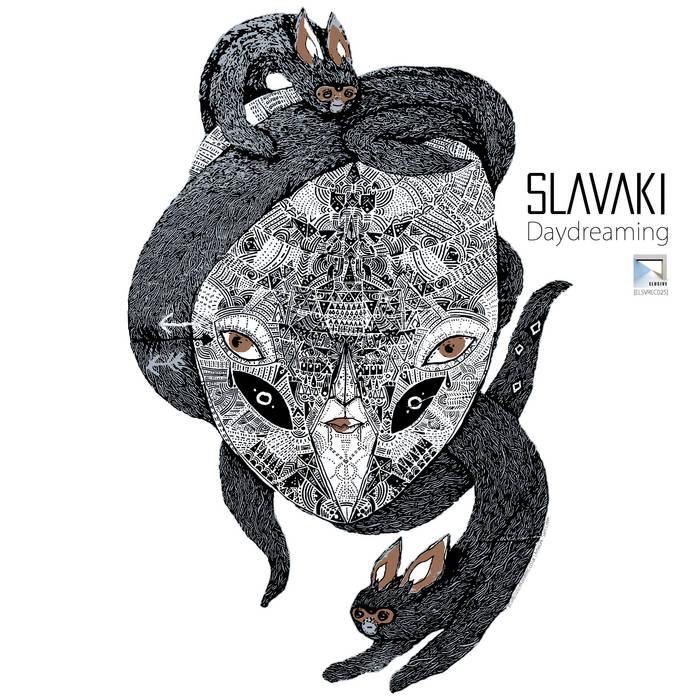 """[ELSVREC025] Slavaki - Daydreaming (2x12"""") cover art"""