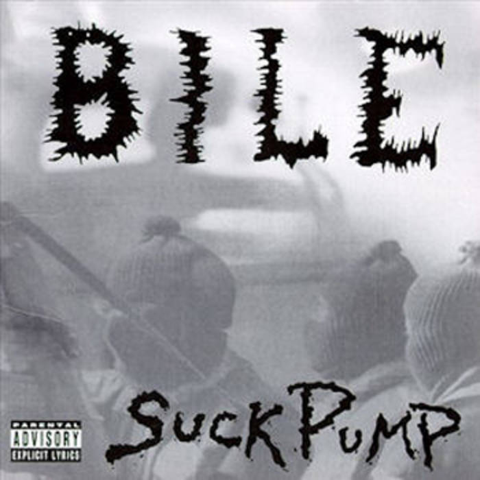 SuckPump cover art