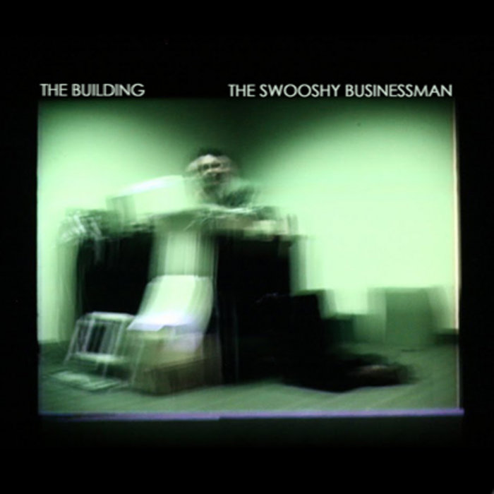 The Swooshy Businessman cover art